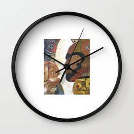 Dreams about Oceania Wall Clock