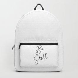 Bs Still Backpack