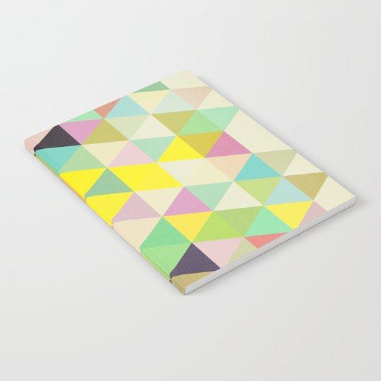Triangles Pattern II Notebook