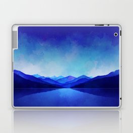Midnight Blue Laptop & iPad Skin