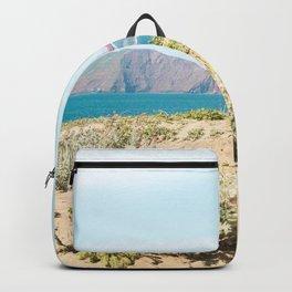 Golden Gate Bridge Beach Backpack