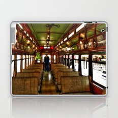 Trolley Train Laptop & iPad Skin