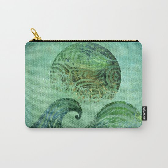 Tidal Moon Carry-All Pouch