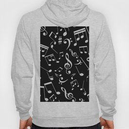 Musical Notes 20 Hoody
