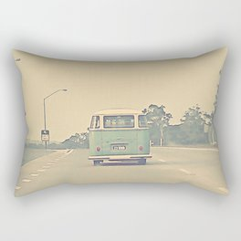 Hit The Road Rectangular Pillow