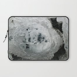 face texture white Laptop Sleeve