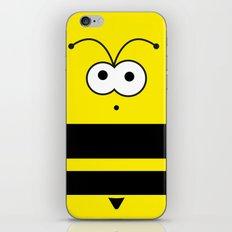 Minimal Bee iPhone & iPod Skin