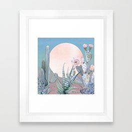 Desert Twilight by Nature Magick Framed Art Print