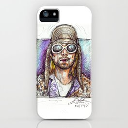Cobain iPhone Case