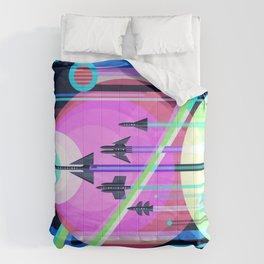 The Grand Tour : Vintage Space Poster Cool Comforters