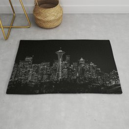 Seattle City Lights Rug