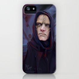 Mr. Quinlan   Bloody Invictus iPhone Case