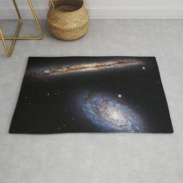 Galaxies NGC 4302 and NGC 4298 Rug