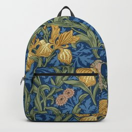 William Morris Flowers Backpack