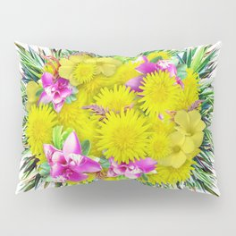 FlowerBall Pillow Sham