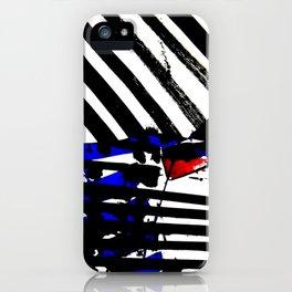 Kollage n°162 iPhone Case