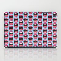 mouth iPad Cases featuring MOUTH BREATHER by Matthew Taylor Wilson