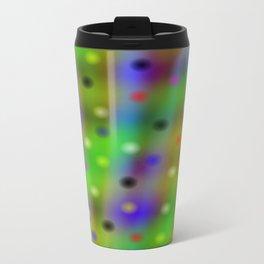 Polka Dots Travel Mug
