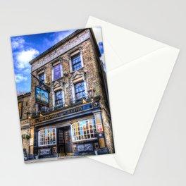 Prospect of  Whitby Pub London 1520  Stationery Cards