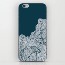 Rocks of nature iPhone Skin