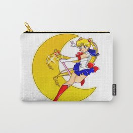 Sailor Moon - Moon spiral heart attack Carry-All Pouch