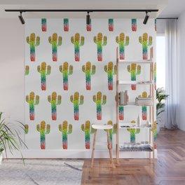 Desert Rainbow II PRIDE PATTERN Wall Mural