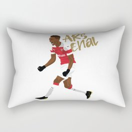 Pierre-Emerick Aubameyang Rectangular Pillow