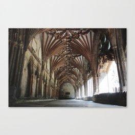 Canterbury Canvas Print