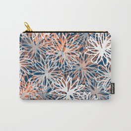 Bloom in Sunset Carry-All Pouch
