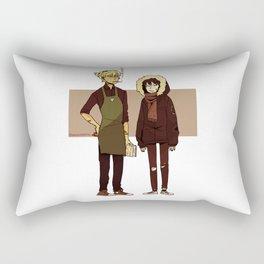 Kids These Days Rectangular Pillow