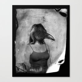 Mercredi 01 Canvas Print