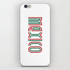 Mexico! iPhone & iPod Skin