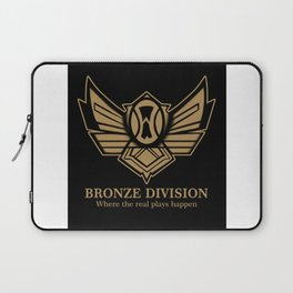 Bronze Division Laptop Sleeve