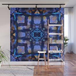 Indigo Portal Wall Mural