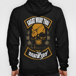 sagat muay thai thailand fighter heroes traditional martial art Hoody