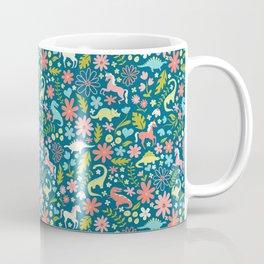 Dinosaurs + Unicorns Coffee Mug