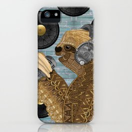 Sloth Records iPhone Case