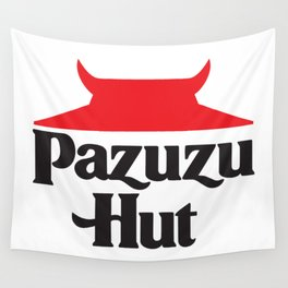 Pazuzu Hut Wall Tapestry