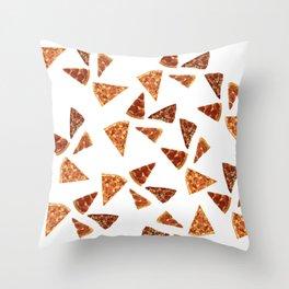 PIZZAS Throw Pillow