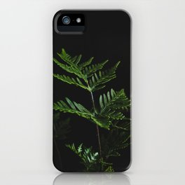 doryopteris cordata iPhone Case