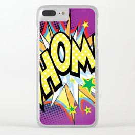 Whomp Clear iPhone Case