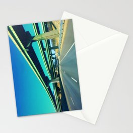 Under The Overpass Stationery Cards