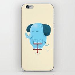 Pogolephant iPhone Skin