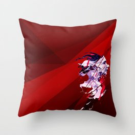 Insoluble Throw Pillow