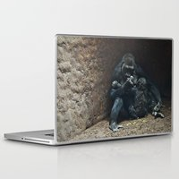 mother Laptop & iPad Skins featuring Mother by Mary Kilbreath