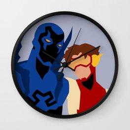 Bluepulse Minimalism Wall Clock
