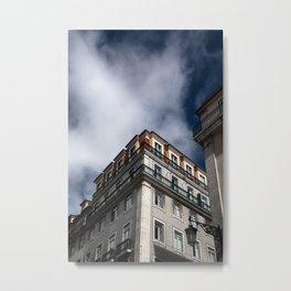 City Skies 1 Metal Print