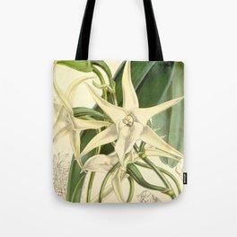 Angraecum sesquipedale Tote Bag