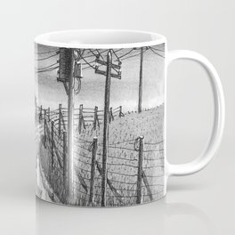 Muddy roads Coffee Mug