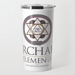 Archaic Elements 2 Travel Mug
